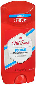 Old Spice High Endurance Deodorant Stick Fresh - 3 oz