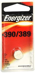 Energizer Electronic Battery #389 - 1.55 Volt - 1 Each