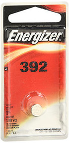 Energizer Electronic Battery #392 - 1.55 Volt - 1 Each