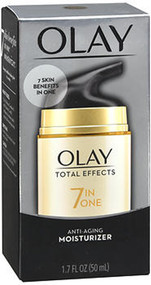 Olay Total Effects 7 in One Anti-Aging Moisturizer - 1.7 oz