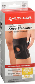 Mueller Premium XXL Knee Stabilizer With Padded Support 6675