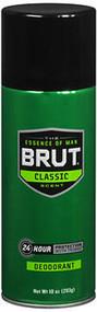 Brut Deodorant Spray Classic Scent - 10 oz