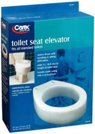 Carex Toilet Seat Elevator, Standard