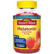 Nature Made Melatonin Adult Gummies Strawberry - 80 ct