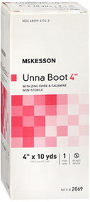 "McKesson Unna Boot 4""x10 yds"