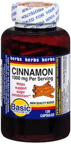 alpha betic Cinnamon with Magnesium & Biotin Capsules - 90 Capsules