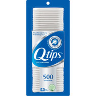 Q-tips Cotton Swabs - 500 ct