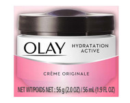 Olay Active Hydrating Cream Original - 2 oz