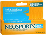 Neosporin + Pain Relief Cream - 1 oz