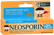 Neosporin + Pain Relief Cream, Kids - 0.5 oz