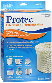 Protec Extended Life Humidifier Filter Model WF2 - Each