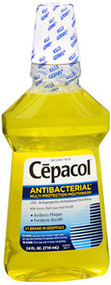 Cepacol Antibacterial Multi-Protection Mouthwash Original- 24 oz