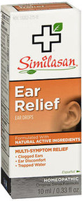 Similasan Ear Relief Ear Drops - .33 oz