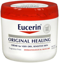 Eucerin Original Healing Soothing Repair Creme - 16 oz