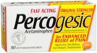Percogesic Tablets Original Strength - 90 ct