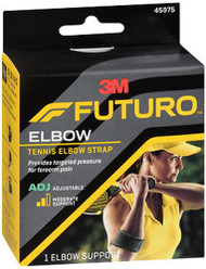 Futuro Sport Tennis Elbow Support Adjust To Fit, 45975EN