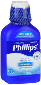 Phillips Milk of Magnesia, Original  26 fl oz