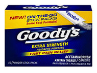 Goody's Headache Powders Pain Reliever Extra Strength - 50 ct
