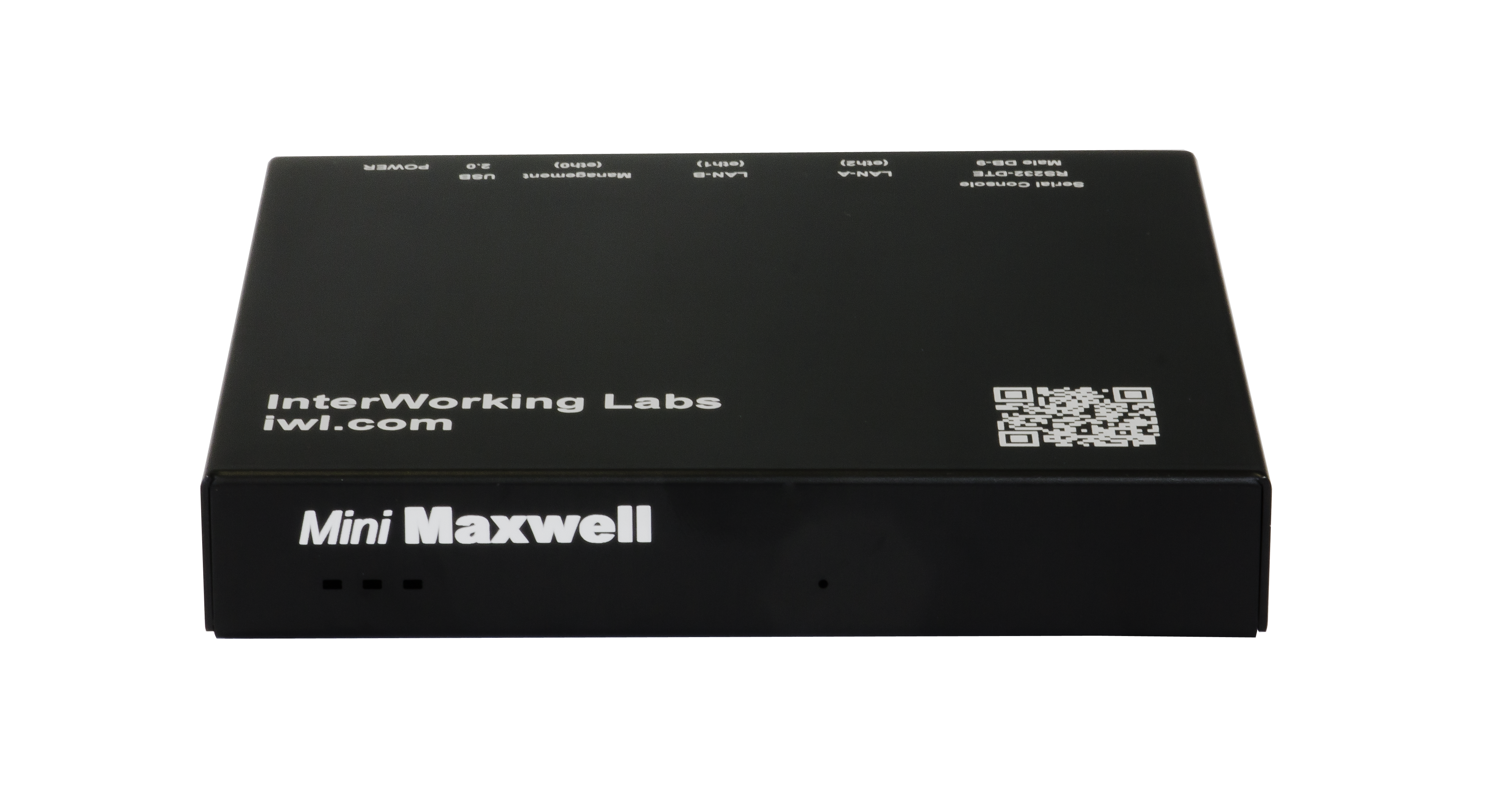 Mini Maxwell Network Emulator is quickly set up and easy to use.  Affordable network simulation device for $2K.