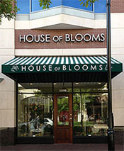 House of Blooms Store Front
