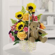 Teddy Bear Garden