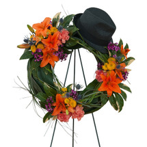 The Good Times Wreath