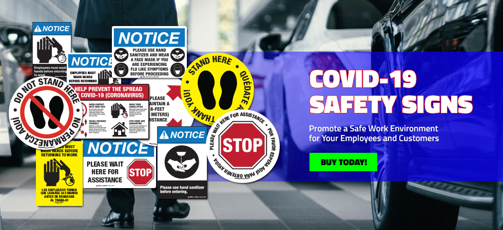 Safety Signs, COVID SIGNS, corona virus signs