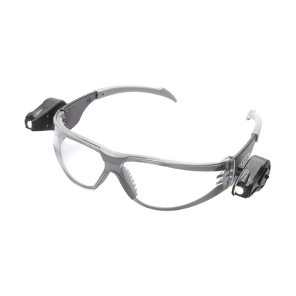 Safety Eyewear with LED Lights