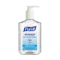 Purell Hand Sanitizer 8oz.