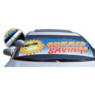 Custom Windshield Banners
