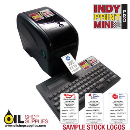 Indy Print Mini Pro - Starter Kit