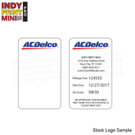 D6 - ACDelco