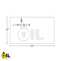 INDY Print 2 - Lincoln Label