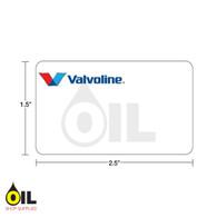 INDY Print 2 Valvoline Labels