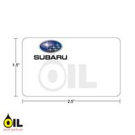 INDY Print 2 - Subaru Label