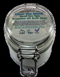 Clear the Mind Dead Sea Bath Soak