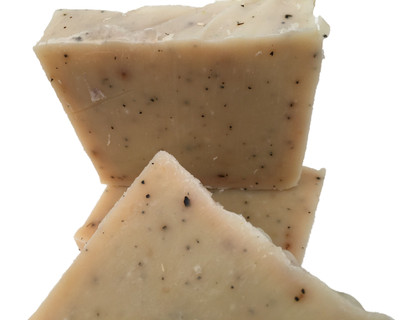 Wild Nettle & Green Tea Soap