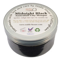 Midnight Black Clay Masque