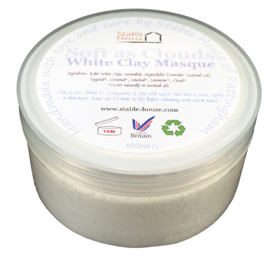 Soft As Clouds Clay Masque