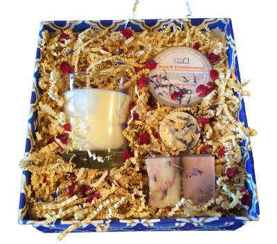 Square Gift Box 09
