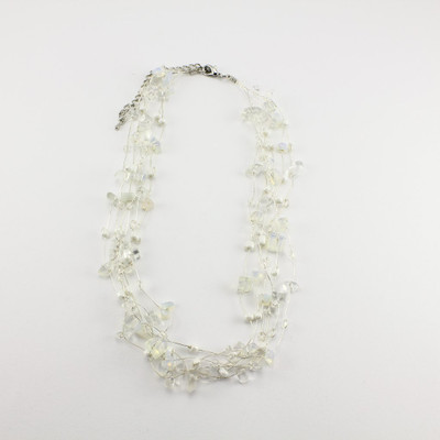 Moonstone Gemstone Necklace
