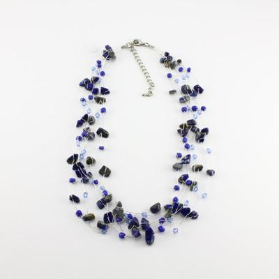 Lapis Lazuli Gemstone Necklace