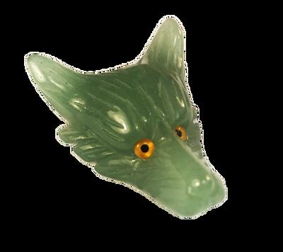 Jade Wolf's Head