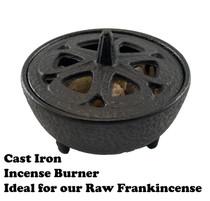 Cast Iron Incense Burner