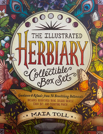 The Illustrated Herbiary Collectable Box Set