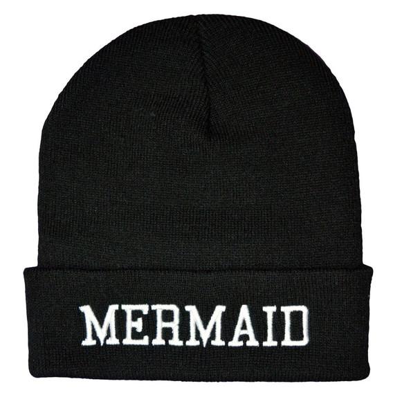 Twisted alternative geek beanie hat