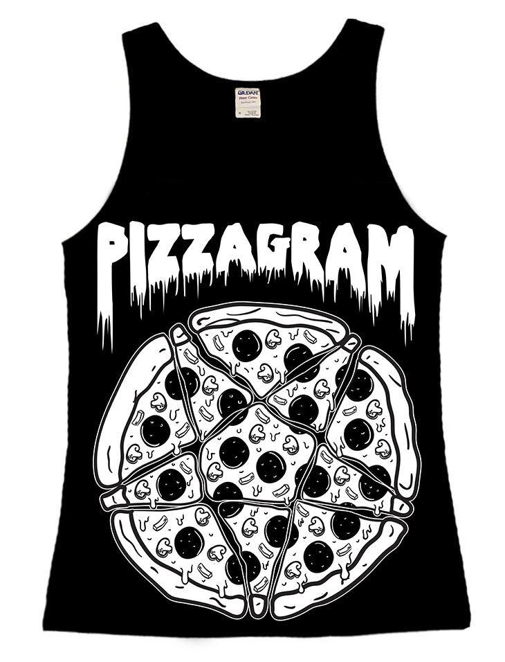 Pizzagram Vest