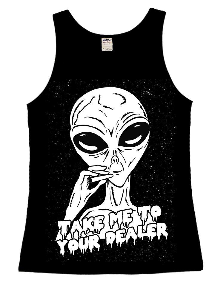 Take Me To Your Dealer Ladies Vest