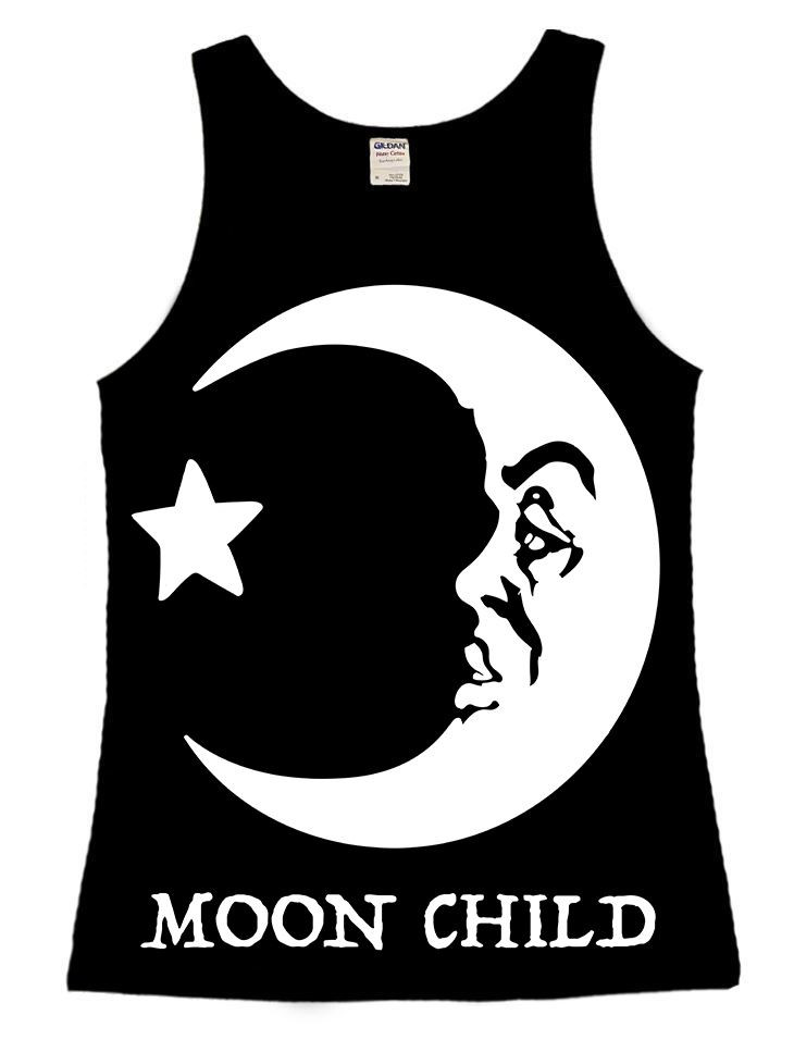Moon Child Occult Vest
