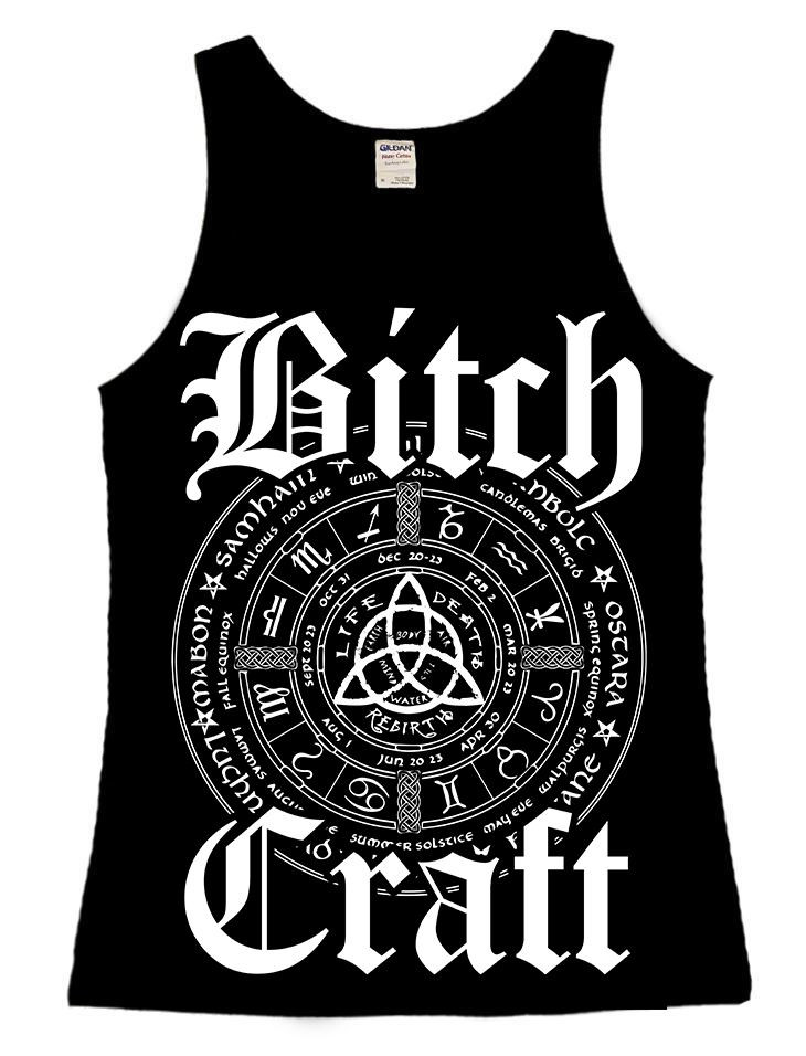Bitch Craft Vest
